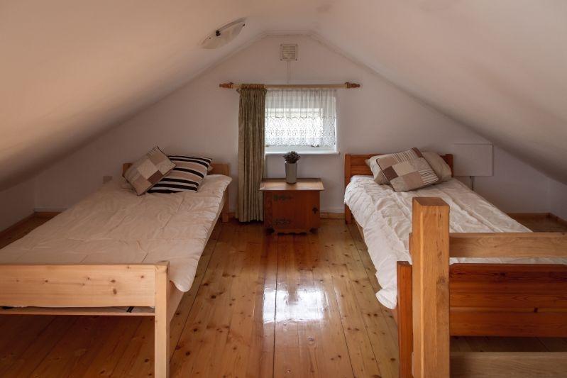 Slaapzolder vakantiehuis Polen 2