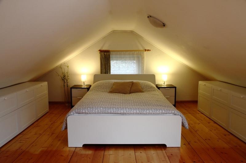 Slaapzolder vakantiehuis Polen 1
