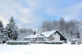 Vakantiehuis Polen Winter