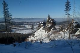 Uitzicht vanaf Berg