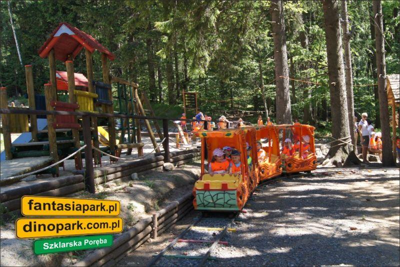 Dino Park Szklarska Poreba, op zo'n 30 minuten rijafstand van het vakantiehuisje